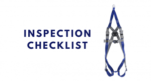 Civil Safety Training & Rescue - Safety Harness Inspection Checklist